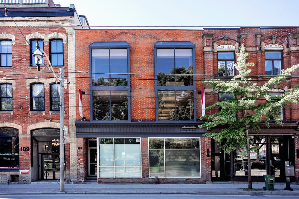 portfolio august group office space commercial leasing toronto