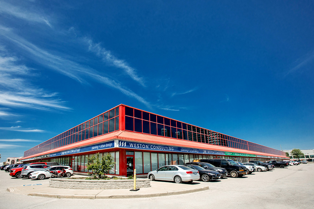 august group retail leasing toronto concord